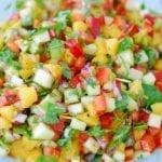 HCG Diet Recipes for Salsa