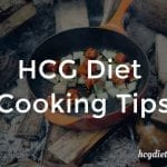 How to Cook Foods on the Hcg Diet Plan