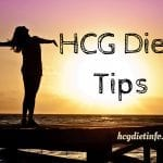 My 2nd HCG Diet Journey: Post-Baby 1