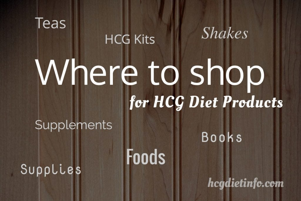 Shop for HCG Diet Product Essentials