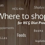 Where to Shop for HCG Diet Foods, Supplies and Products