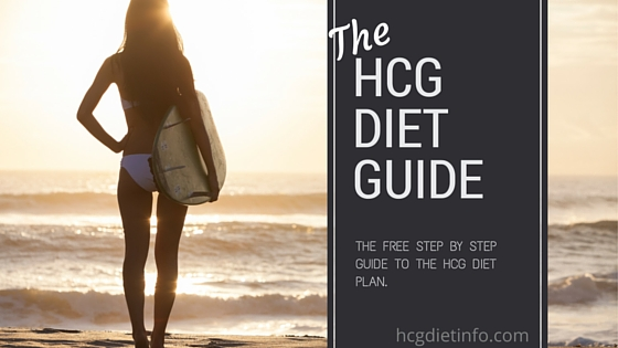 The HCG Diet Guide - HCG Diet Plan Guide