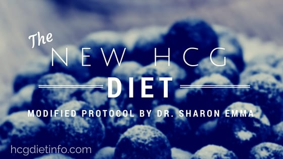 The NEW HCG Diet by Dr. Emma