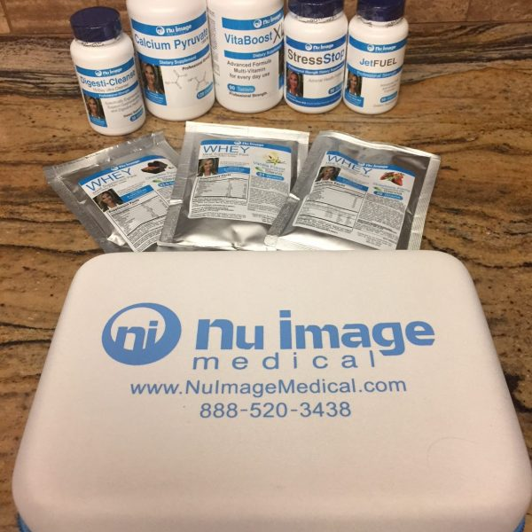 Nu Image Shipping Package