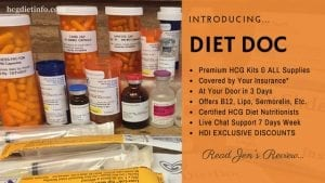 My Diet Doc Hcg Review - Buying Hcg Diet