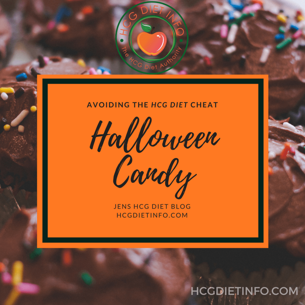 Halloween Candy and The Hcg Diet