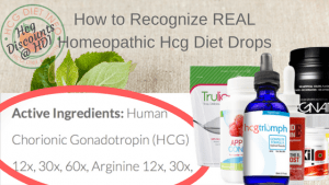 Hcg Diet Drops - Homeopathic