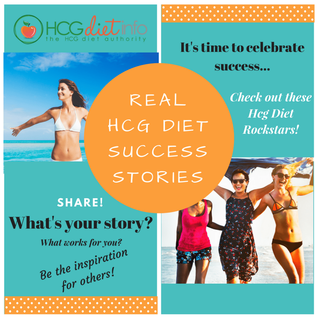 Hcg diet success stories - Before After Photos