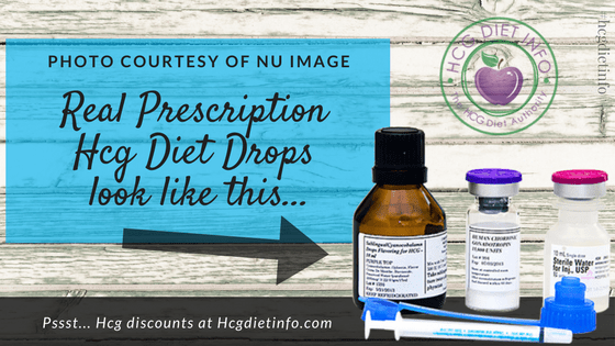 Real Prescription Hcg Diet Drops