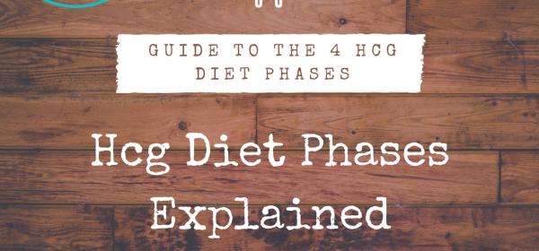 Hcg Diet Phases Explained