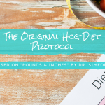 The Original Hcg Diet Protocol (2020)