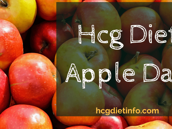 Hcg Diet Apple Day for Stalls