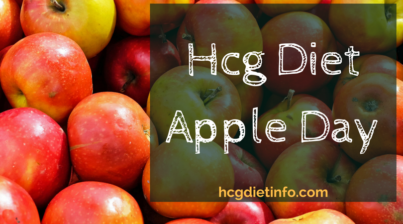 Hcg Diet Apple Day: What is it, and How it's Done (correctly)