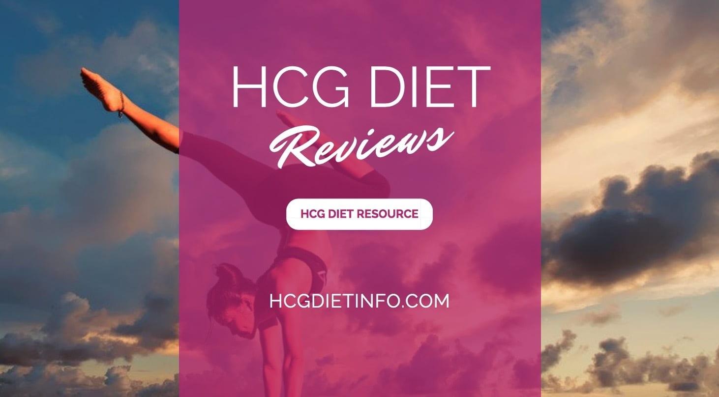 HCG DIET REVIEWS AND TESTIMONIALS