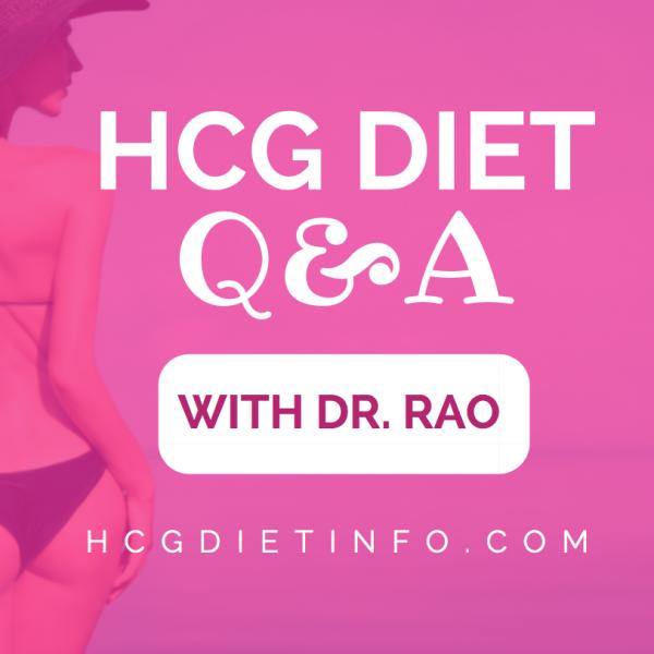 HCG DIET Q&A - DR.RAO