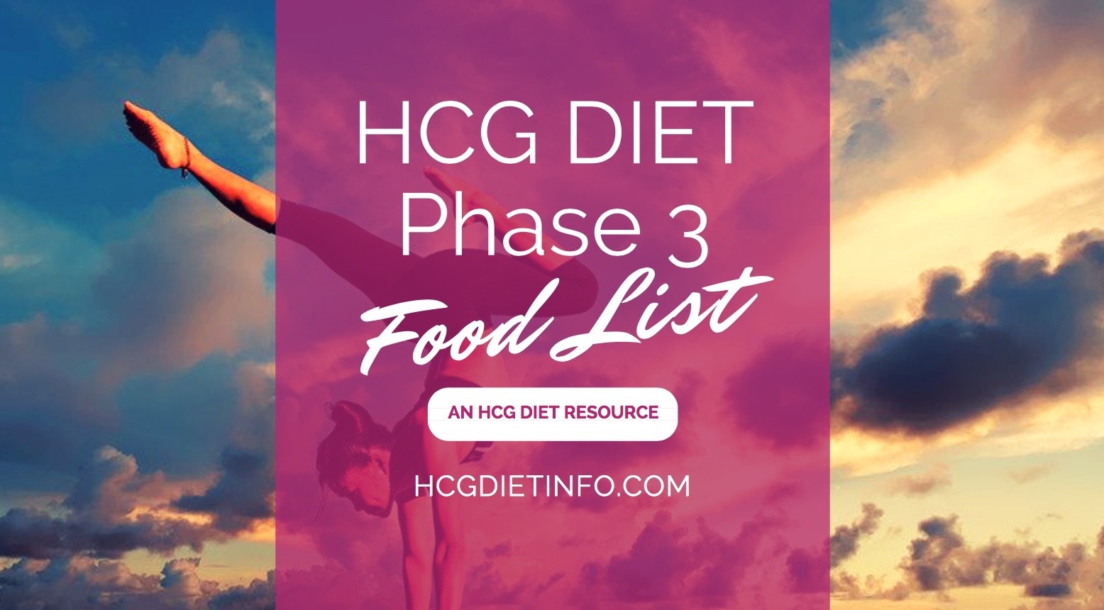 HCG Diet Phase 3 Foods List – Approved foods for P3 |HCG Diet Info