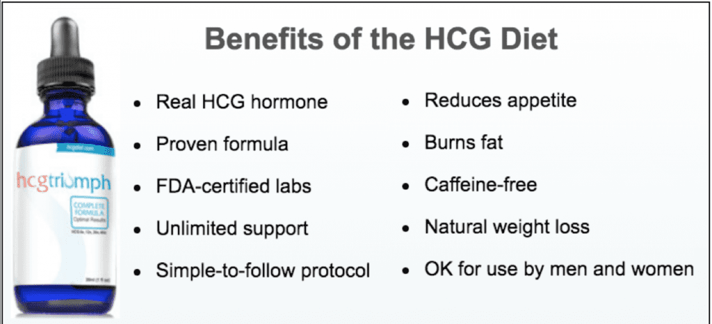 Hcg Triumph Review Highlights
