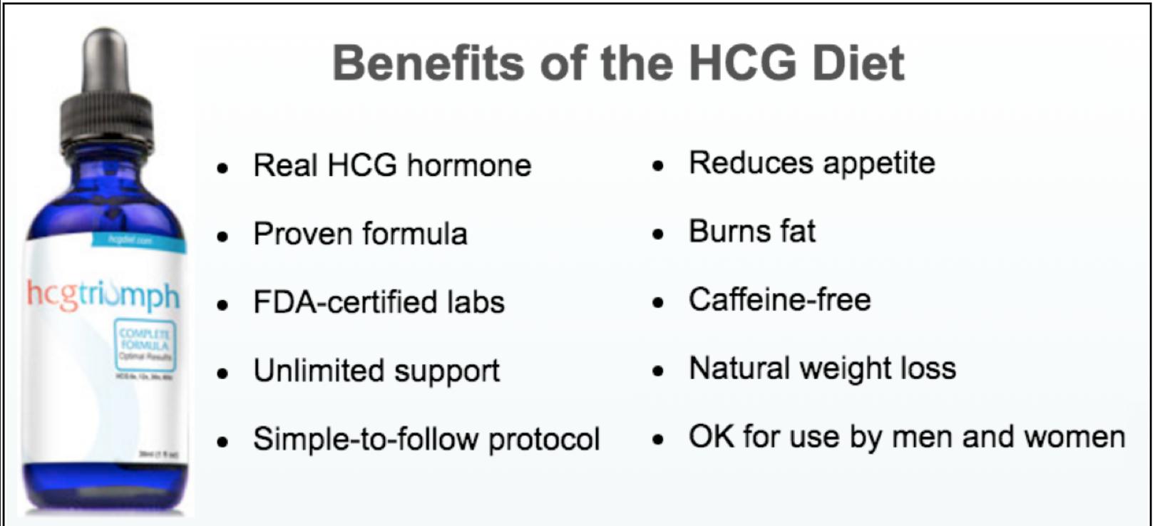 HCG Triumph Review: Best Hcg Drops on the Market?