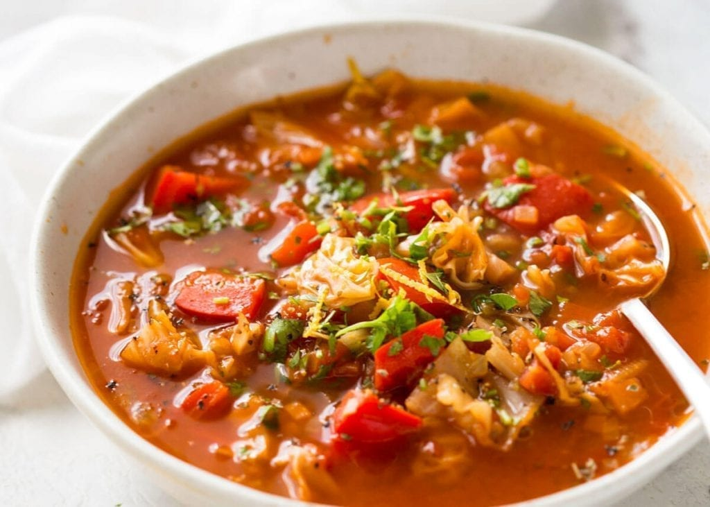 Hcg Diet Recipes - Soups for Phase 2 and 3