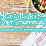 The Hcg Diet and MCT Oil: Yes or No?