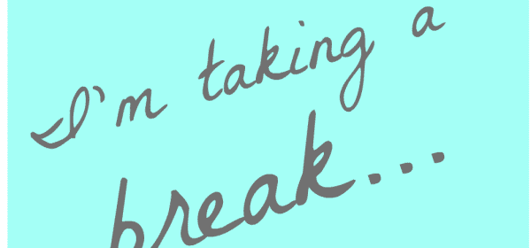 Hcg Diet Planned Interruptions and Taking a Break