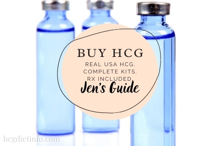 Legally Buy HCG Online and from the USA - Jen's Guide