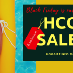 HCG SALE! EXCLUSIVE BLACK FRIDAY SALES ON HCG KITS AND ADD-ONS