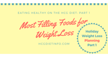 Most filling foods for weight loss