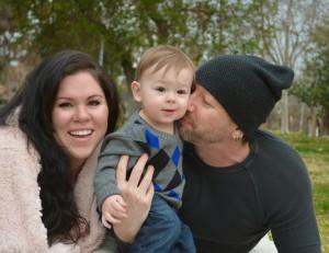 Jen & her family - Founder of HCG Diet Info