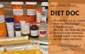 Jen's experience buying hCG from Diet Doc