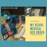 Rejuvi Medical (formerly New Edge Health) Review – My Hcg Ordering Experience