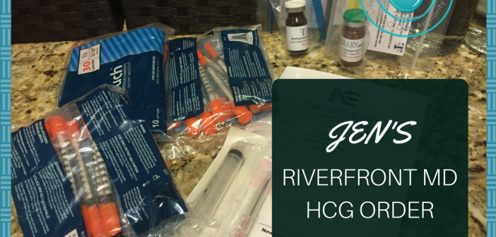 Riverfront MD Review - My Hcg Shots Kit Order
