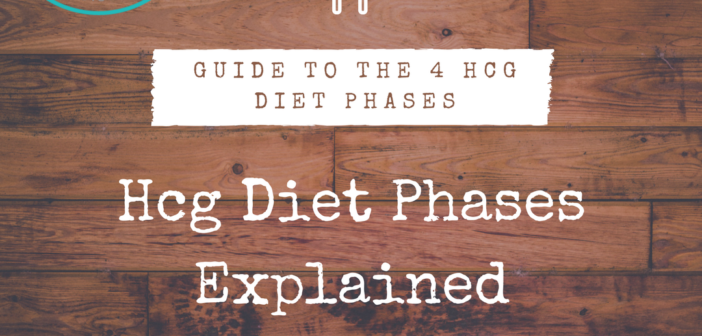 Hcg Diet Phases Explained