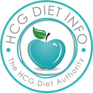 Hcg Diet Info Blue Seal and Badge