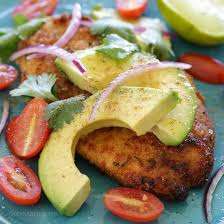 Southwestern Chicken Hcg Diet Recipe for Phase 2 with Phase 3 Modification
